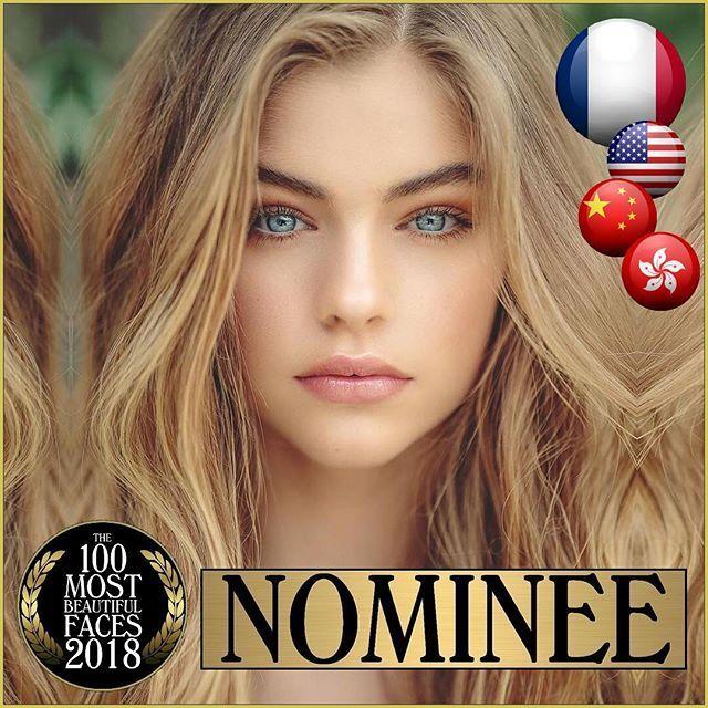 全球最美100张面孔榜单提名,中国女星迪丽热巴等上榜