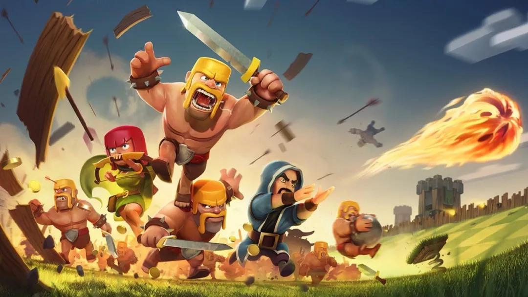 剖析 《部落冲突》与《海岛奇兵》游戏设计的迥异