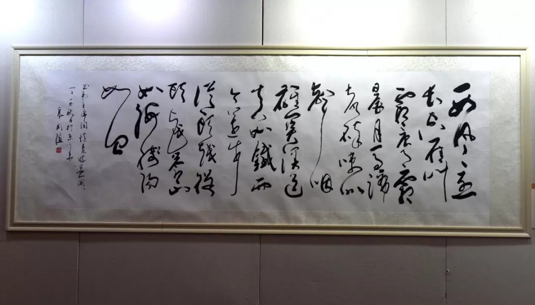 刘晓庆,唐国强,崔永元,姜昆…影视名人书画展亮眼还是图片