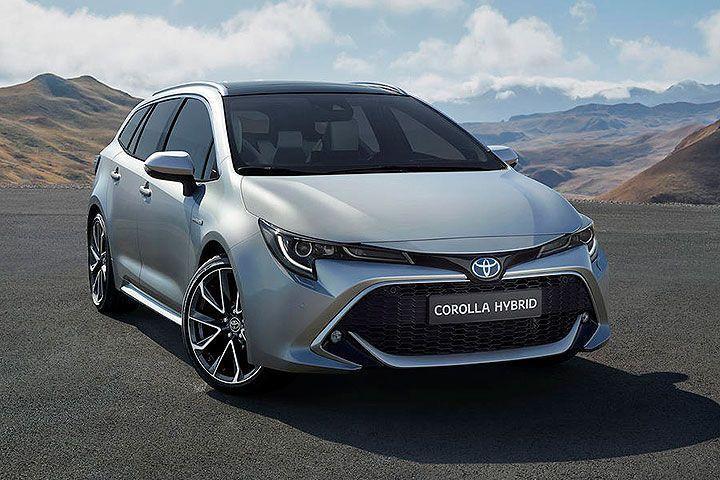 新一代丰田卡罗拉旅行版亮相,有这谁还买SUV?