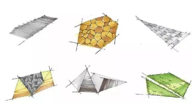 马克笔使用入门和初学马克笔手绘上色方法技巧