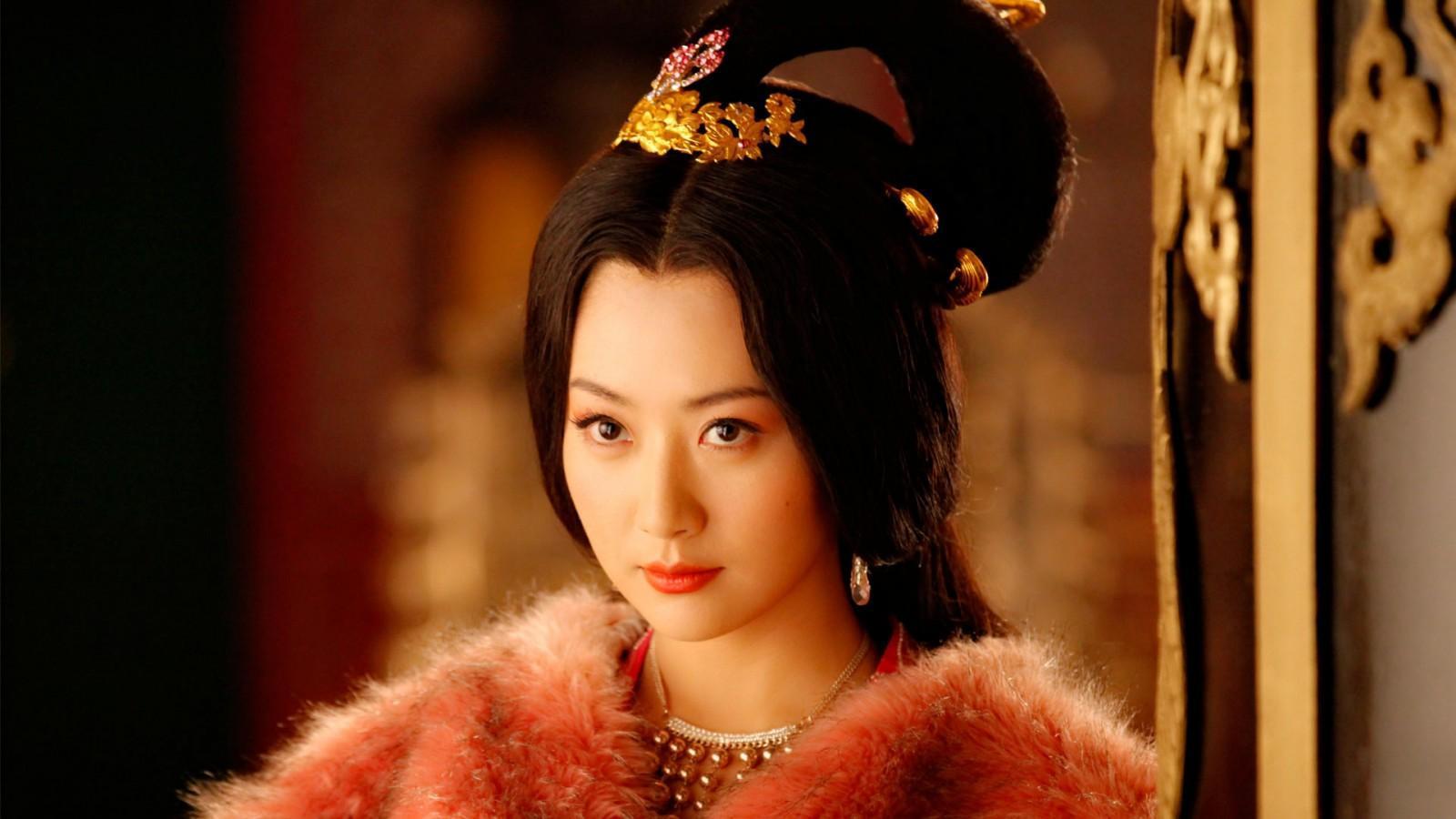 亡国之后萧氏能得到那么多人的庇护,仅仅是因她的美貌