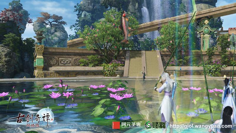 """在步云洲""""千叶莲台""""钓鱼inventor2012教程视频图片"""
