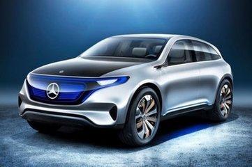 奔驰推出首款纯电动SUV  特斯拉霸主地位恐不保了?