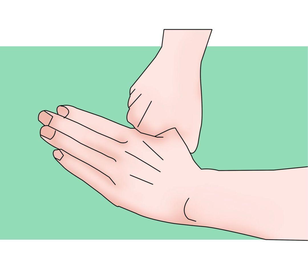 文章列表 文章详情  勤洗手,防感染,小朋友们你们都学会了吗?图片