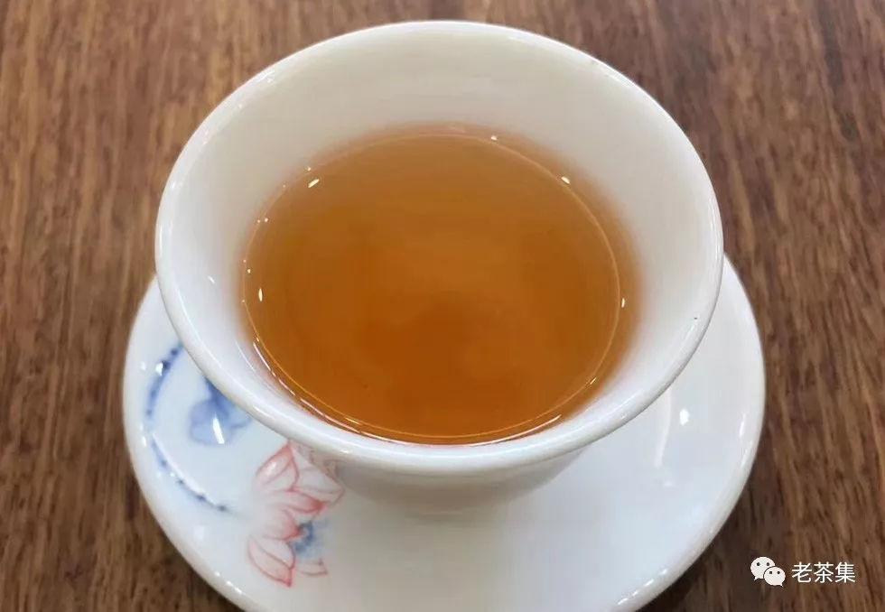 老茶档案:兴海茶厂2004年班章乔木生态沱茶(土鸡沱)(竹篮沱) 普洱知识 第14张
