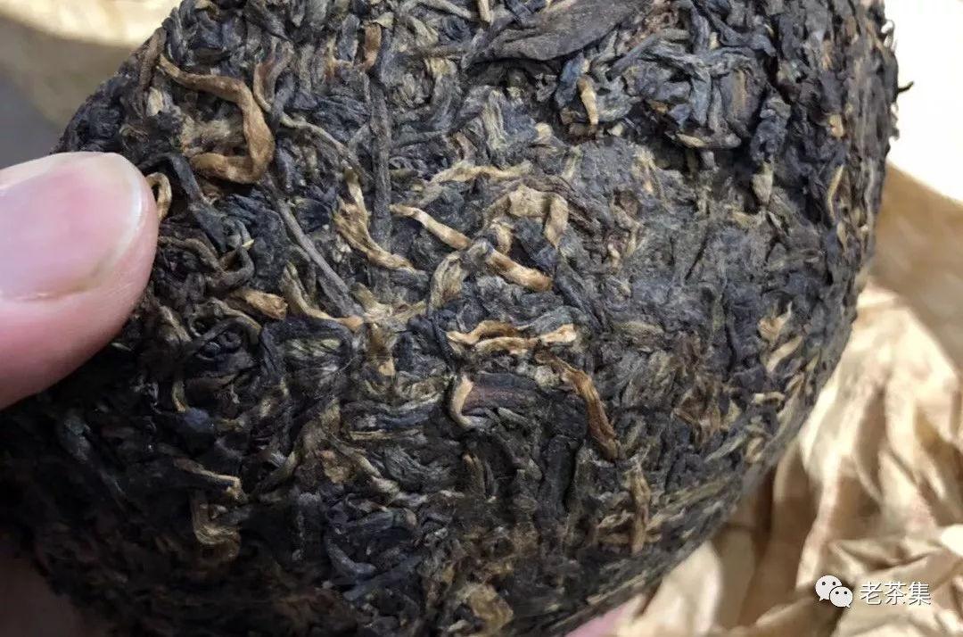 老茶档案:兴海茶厂2004年班章乔木生态沱茶(土鸡沱)(竹篮沱) 普洱知识 第11张