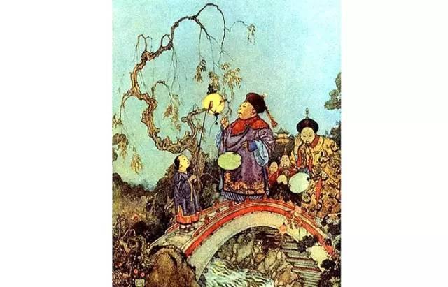安徒生童话故事《夜莺》丨我命令:今晚一定要让它在我长耳蝠属图片