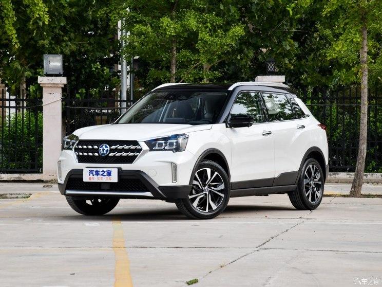 东风启辰全新小型SUV-T60将于今晚预售