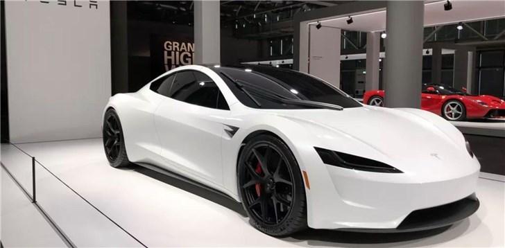 特斯拉Roadster 2新官图放出:1.9秒破百