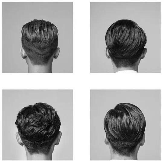男生改造从头开始,这些发型简单又帅气!图片