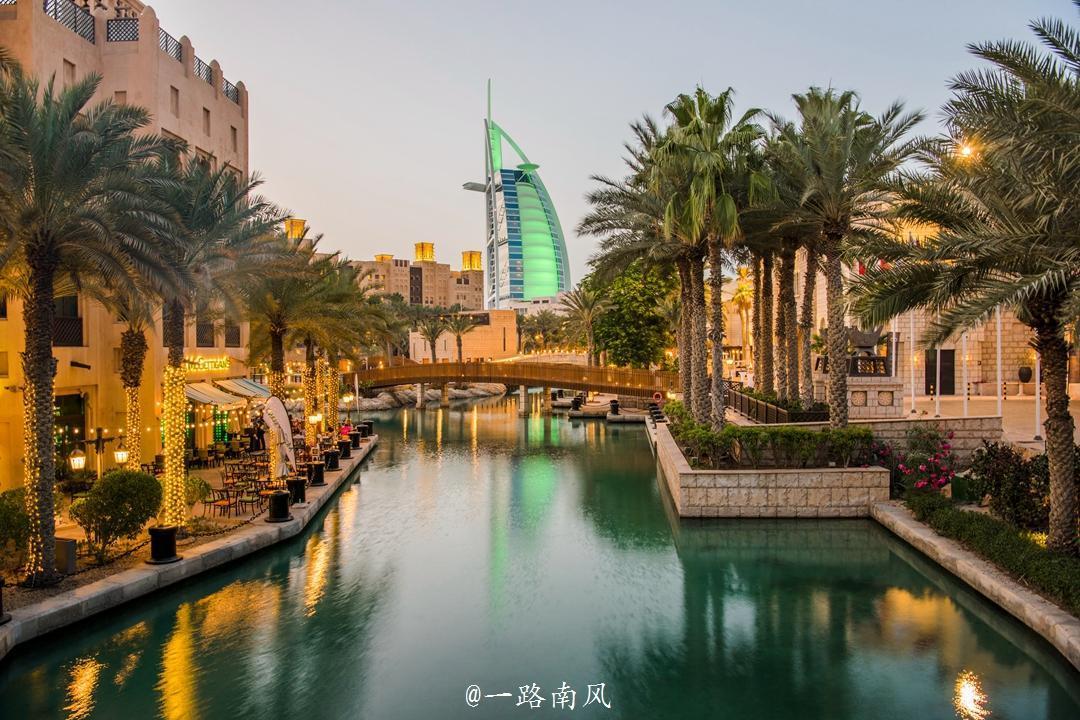 在迪拜,家有豪车和黄金只能算普通人,草多树多才是真土豪!