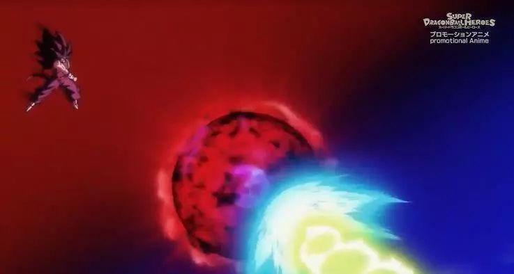 《龙珠英雄》第3集:大危机!恶之赛亚人终极变身,贝吉特合体被解除!