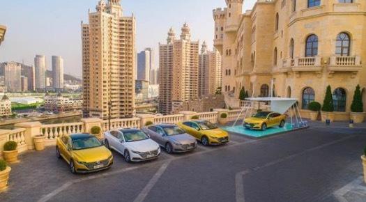 除了才上市的最美大众车CC 还有那些车型运动性十足