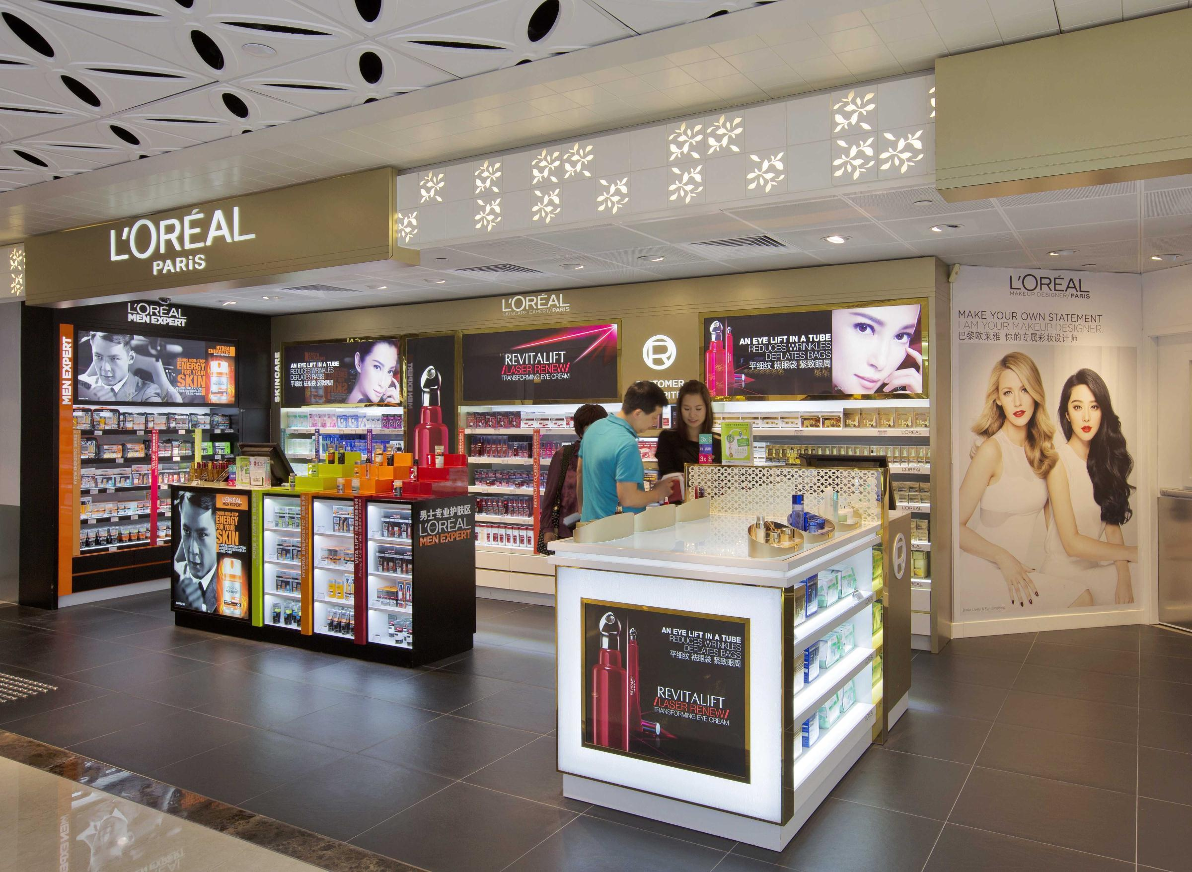 化妆品展柜生产-化妆品展柜定制-专业定制化妆品... - 安阳58同城