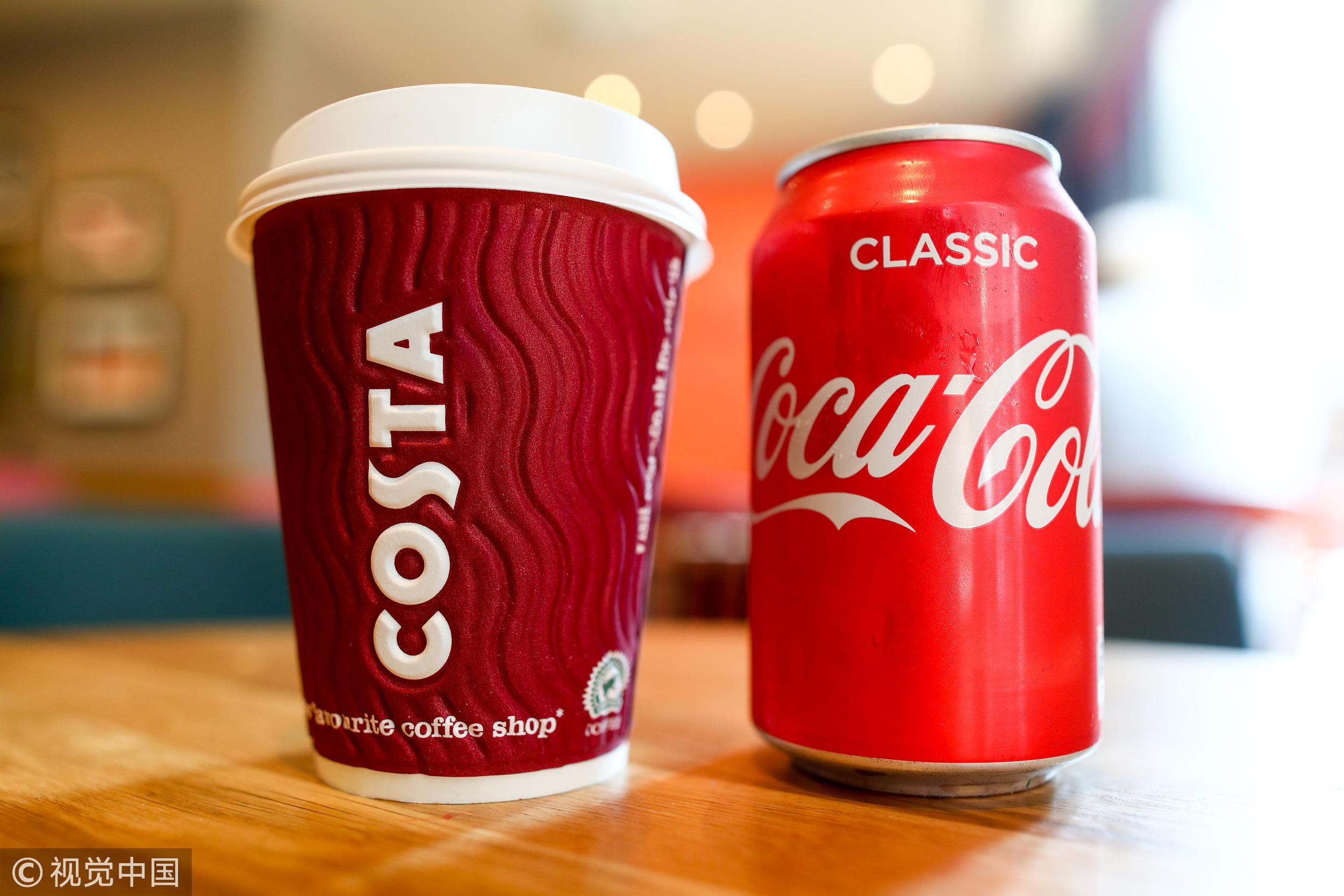 可口可乐347亿豪购Costa,靠什么单挑雀巢和星巴克
