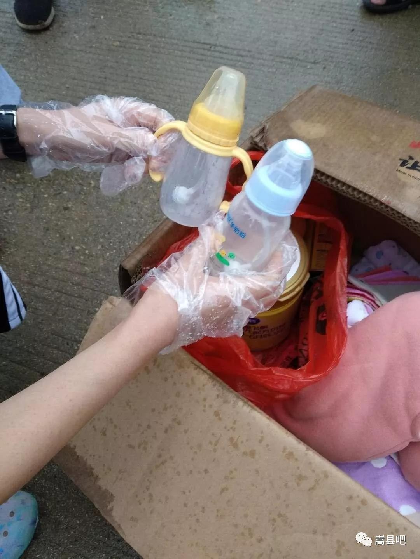 【头条】丧心病狂!嵩县大坪路边一弃婴被发现,为什么要遗弃孩子?图片