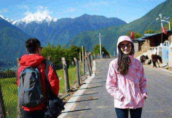 川藏线上穷游的女生络绎不绝,她们有3大共性,你知道几个