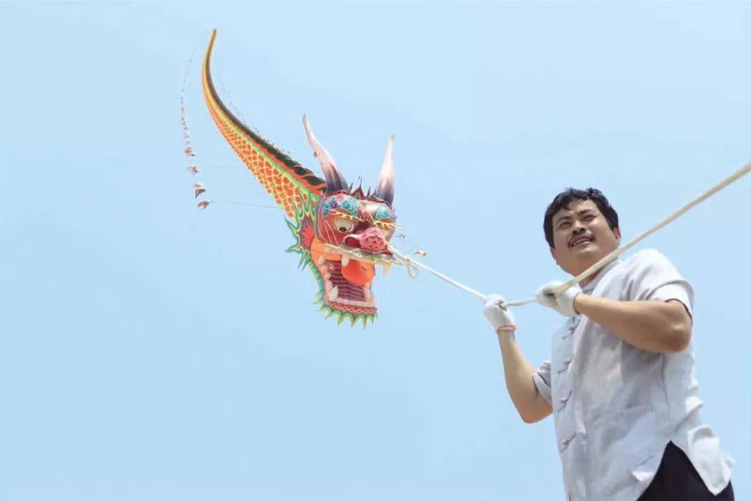 ■新匠人系列报道② 王永训:风筝的自由之路