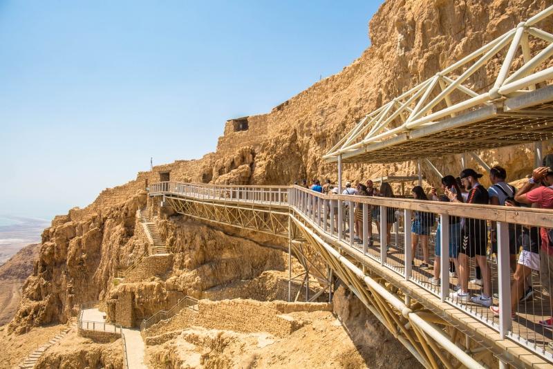 岩石上的世界遗产,罗马帝国的凶猛攻陷了犹太人最后圣地