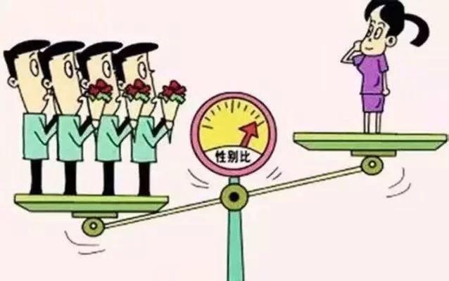 2019国考申论热点:性别比例失衡加剧 00后或遭遇结婚难