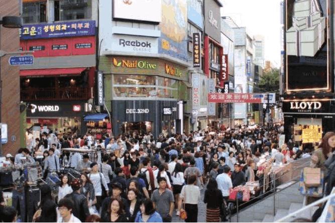 損失近5萬億后, 韓國終于出絕招了! 韓國旅游業迎來第二春!