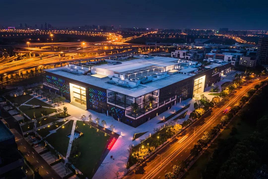 张江:创新风不止,产业齐生花图片