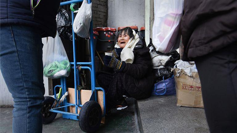 摒除了工干,条要己尽:养老靠己己己的社会,正韩国试演