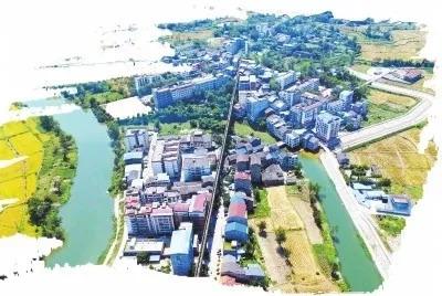 华蓥城区规划图