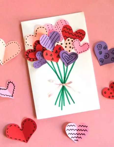教师节创意手工贺卡,送给我们最爱的老师!(附教程)