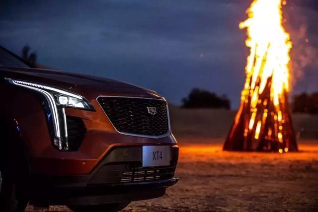 由黑科技催生的新豪华SUV 试驾凯迪拉克XT4