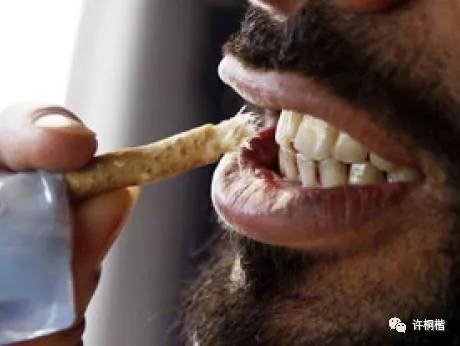 刷牙,開始進入下一個時代。