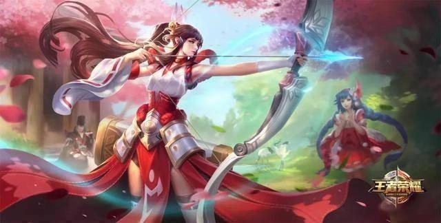 王者荣耀:史上颜值最高女英雄即将登场,服装不输上海维秘大秀.