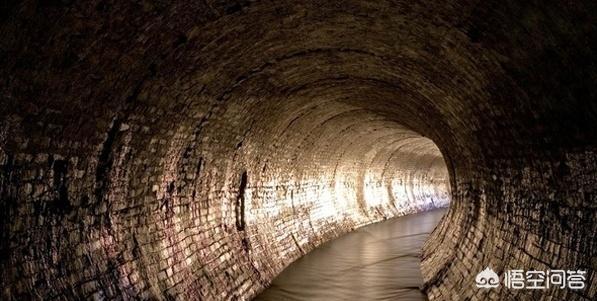 青岛德国租界下水道_德国人修的青岛下水道,真的是隔一段就有一个邮包,里面是 ...