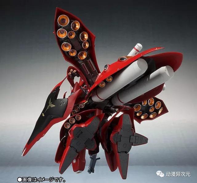 红色的规格夜莺袭来,万代robot魂《贝托蒂嘉的机体》鱼肉(重v红色图片)沙丁子嗣梦幻图片
