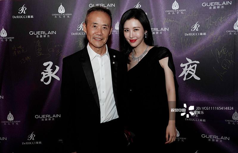 田朴珺台湾活动大咖明星齐上阵,展现惊人朋友圈