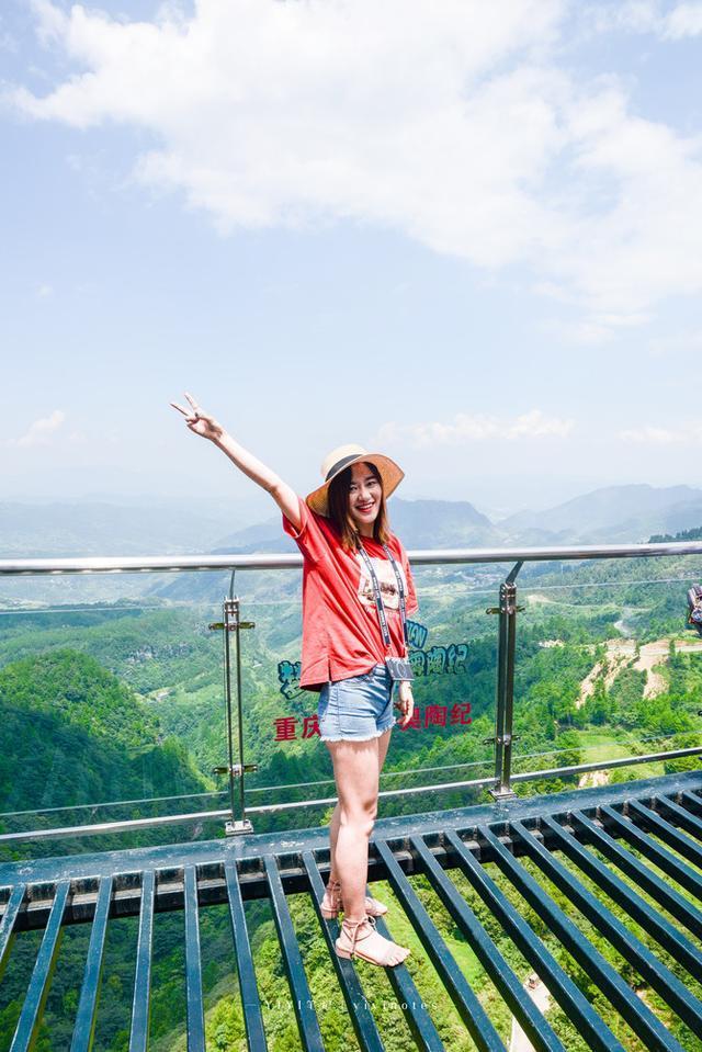 重庆首个悬崖玩命景区,网红奥陶纪究竟值得一去吗?
