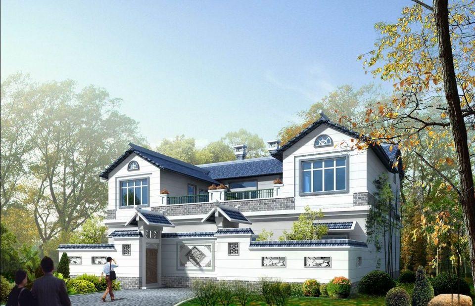 房屋设计图二层楼