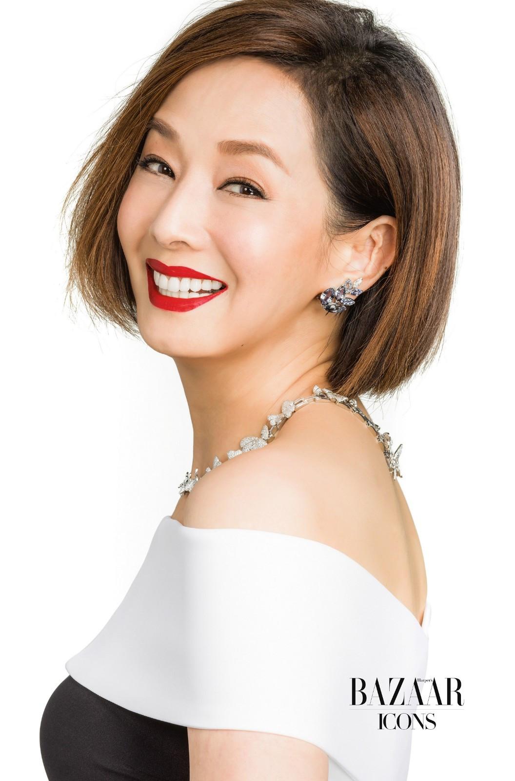毛舜筠正式加盟英皇娱乐 金像奖最佳女主角再夺亚太影后桂冠
