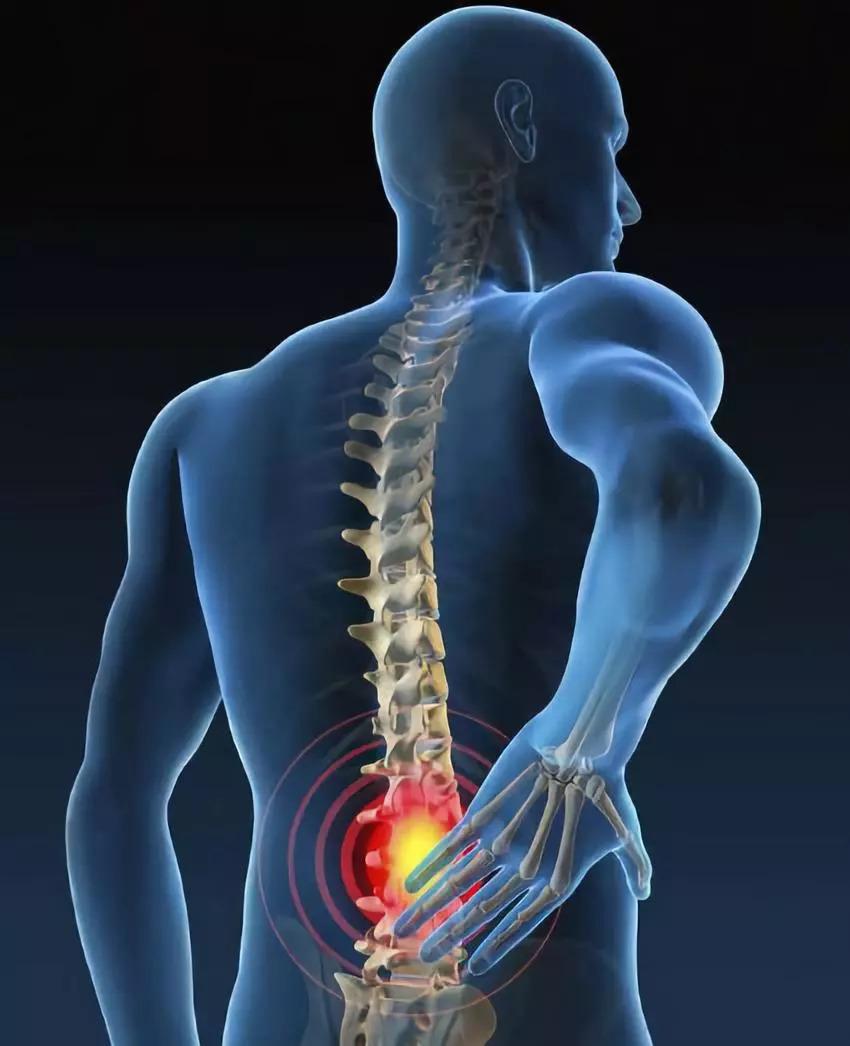 腰椎间盘突出的原理