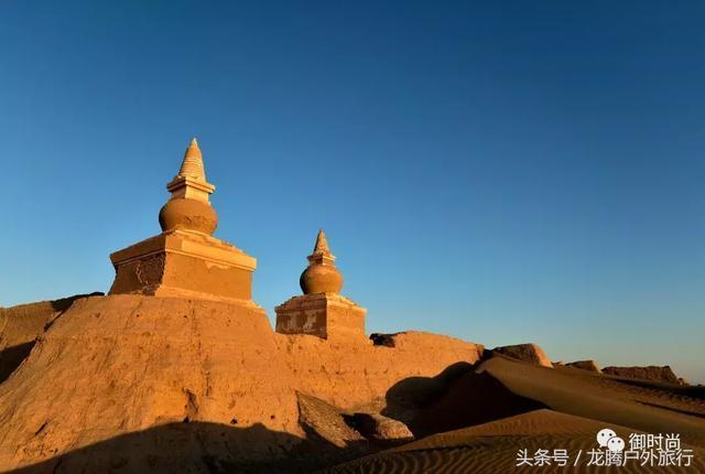 有一种美叫做额济纳的秋,有种等待叫做三千年的胡杨林