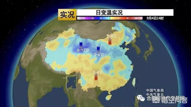 强冷空气南下,2018年度的暑热天气要终结了吗?