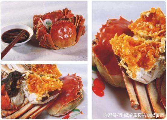 阳澄湖大闸蟹吃法