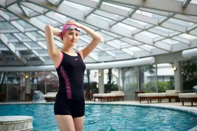 游泳运动对身材影响的误区!
