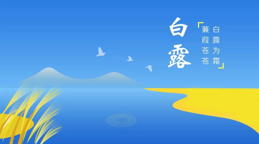 白露 | 文艺播送:二什四节——dafa888手机版下载为你读诗《蒹葭》
