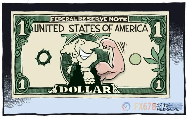 外汇周评:非农完美压轴重振美指,欧系货币多头终遭击破