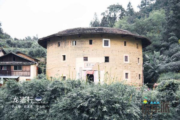最小土楼直径仅17米,距今100余年,因《大鱼海棠》而再度走红