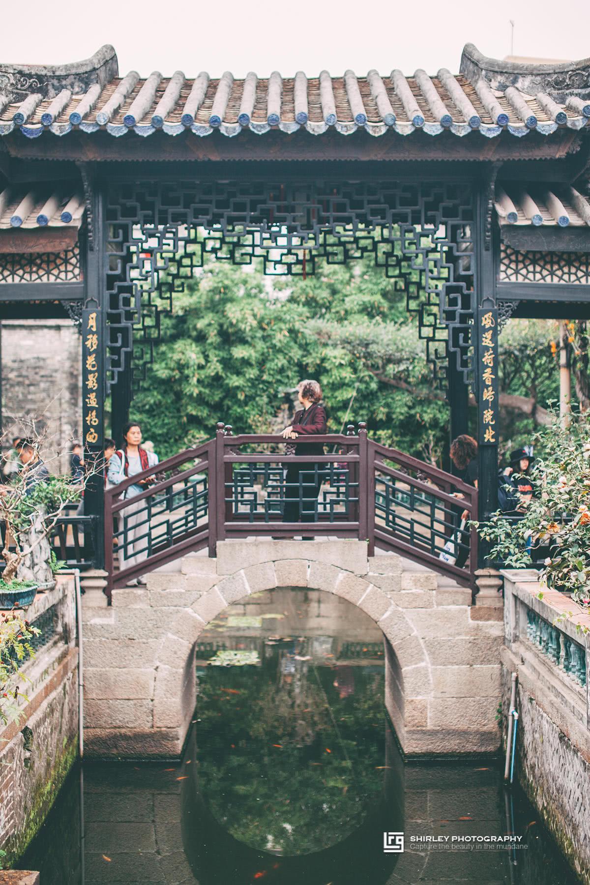 被很多人忽略的广东四大名园之一,曾毁于龙卷风,庆幸已涅槃重生