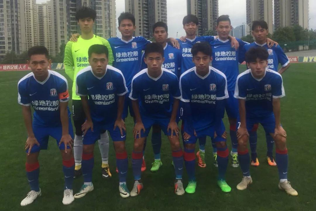 U19青超丨上港1:0广州恒大,B组恒大足校延续不败战绩!