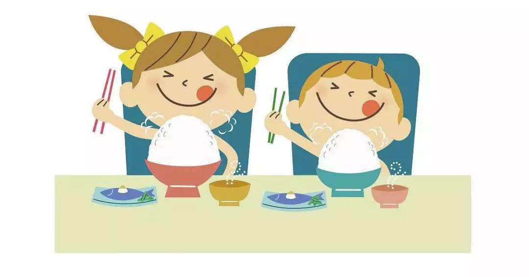 科普丨开学了~~孩子养成膳食好习惯,再也不用担心幼儿园的吃饭问题啦!